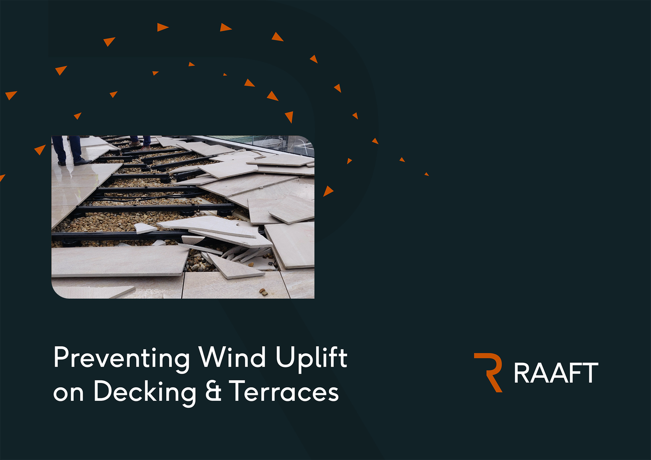 Wind Uplift Resistance Guide Cover