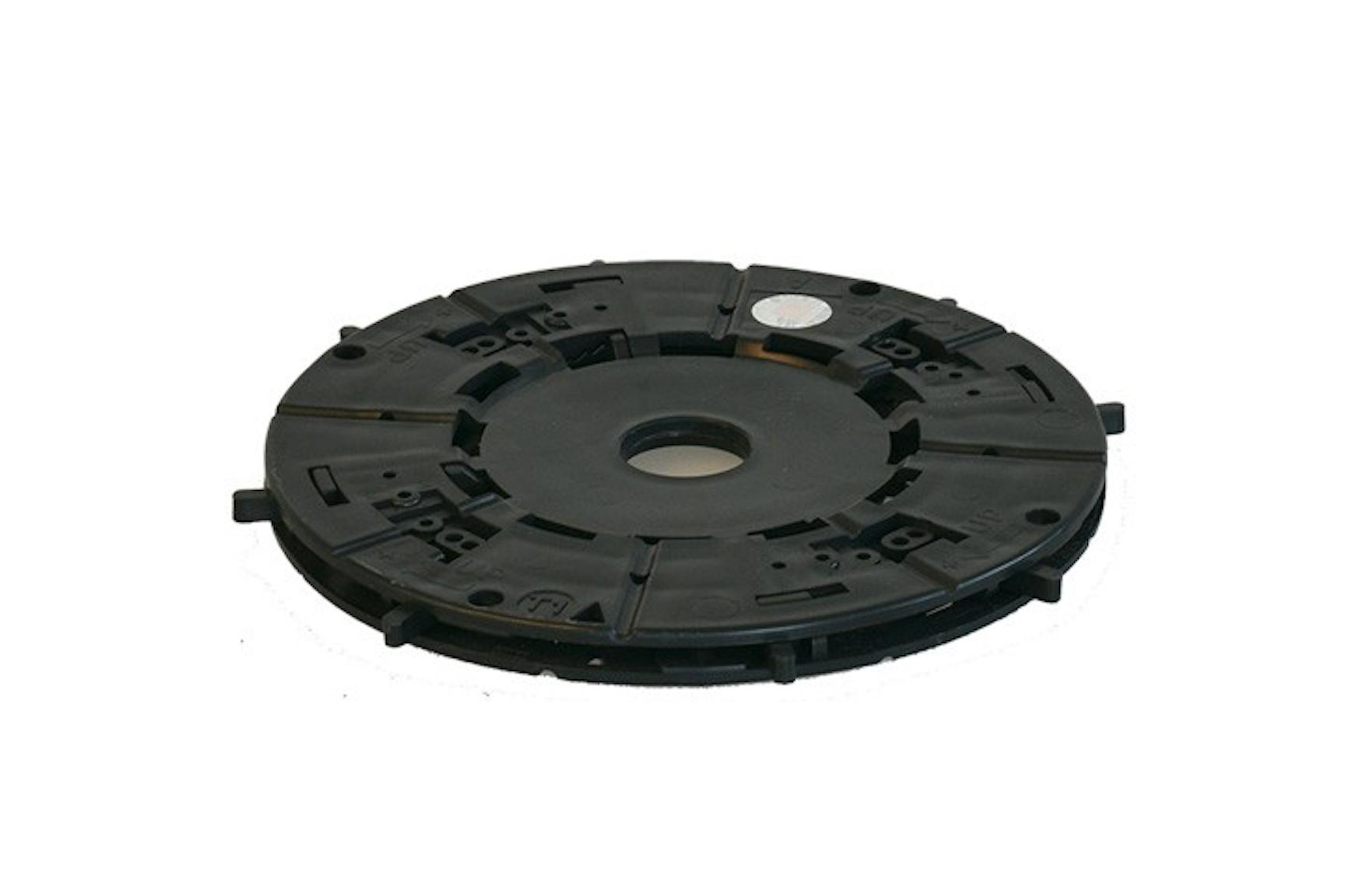 Raaft Adjustable Pedestal 12-17mm