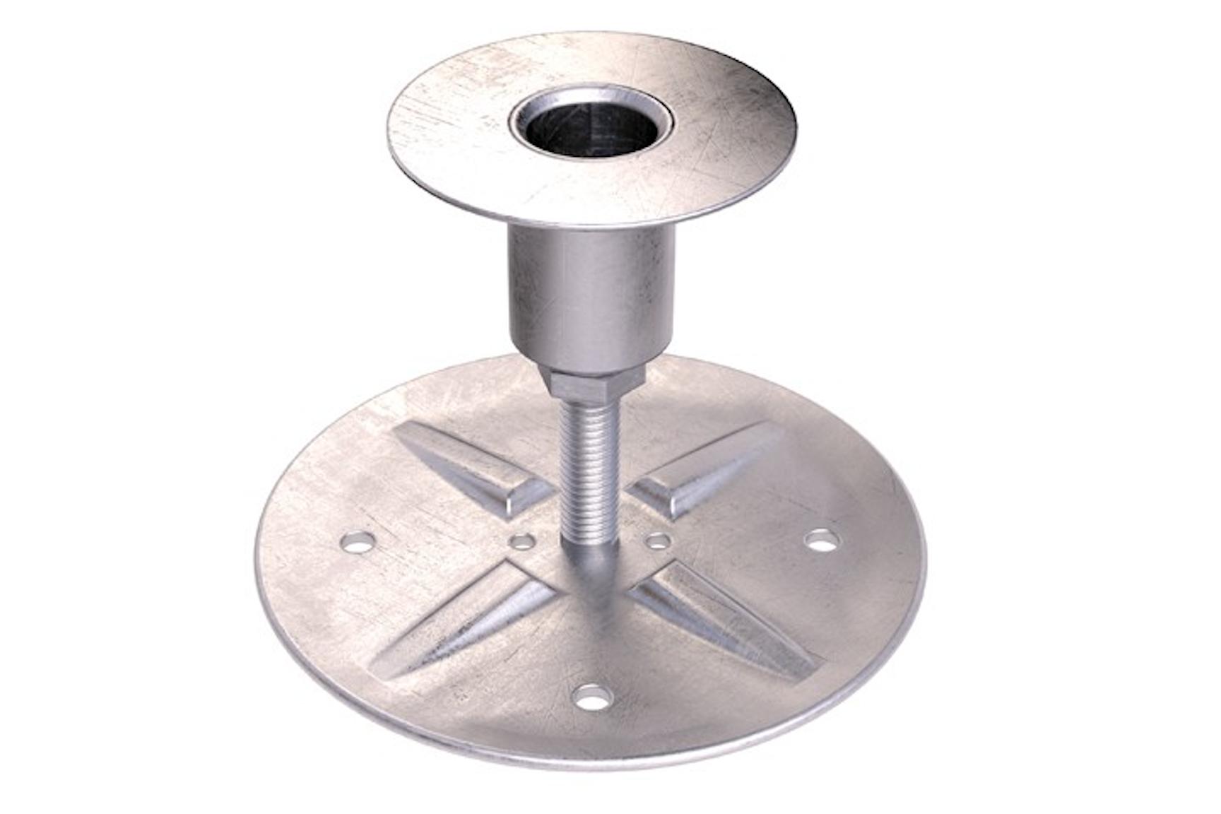 Fire-rated Adjustable Pedestal