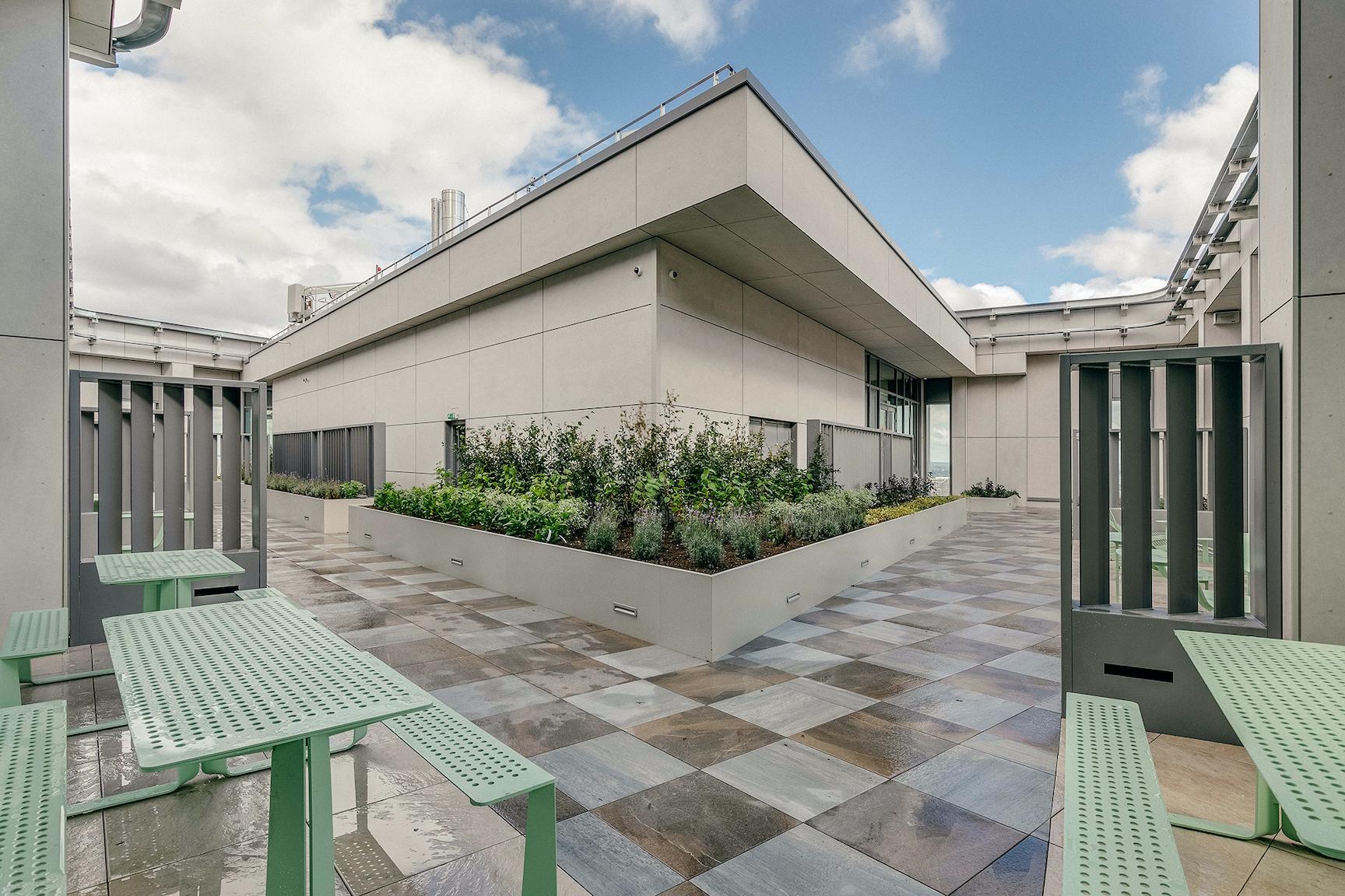 Vega Rooftop Terrace